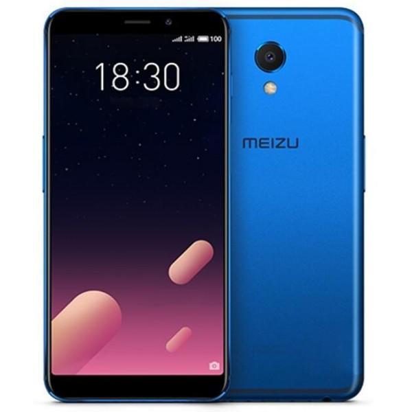 Meizu M6s Exynos 7872 2.0GHz 6コア BLUE(ブルー)