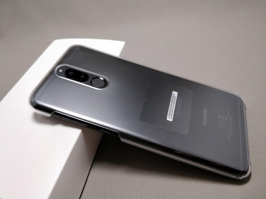 IMG_20180120_Huawei Mate 10 Lite 化粧箱 保護ケース