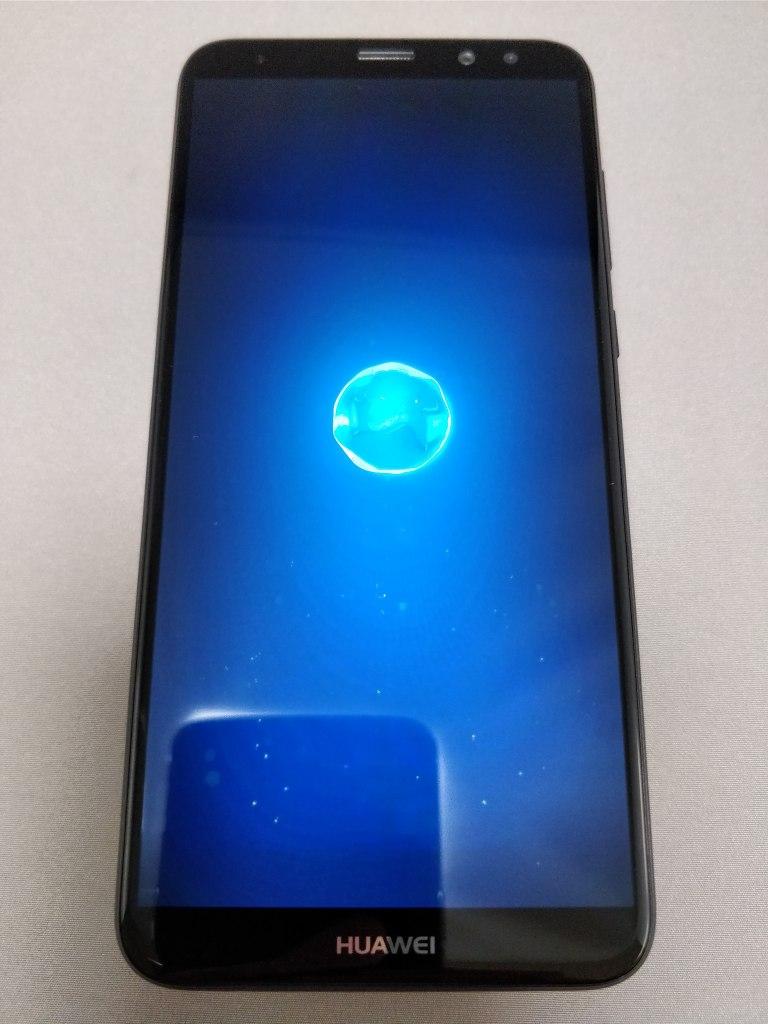 Huawei Mate 10 Lite 起動 5