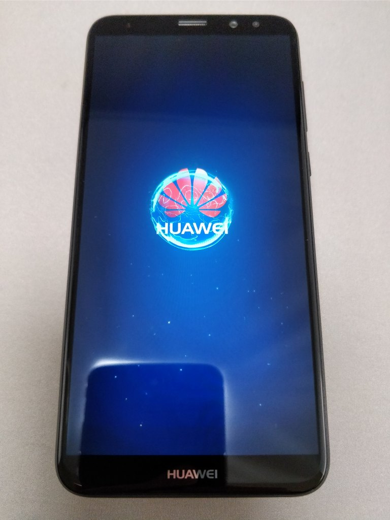 Huawei Mate 10 Lite 起動 7
