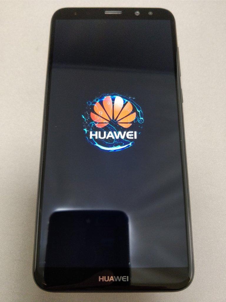 Huawei Mate 10 Lite 起動 9