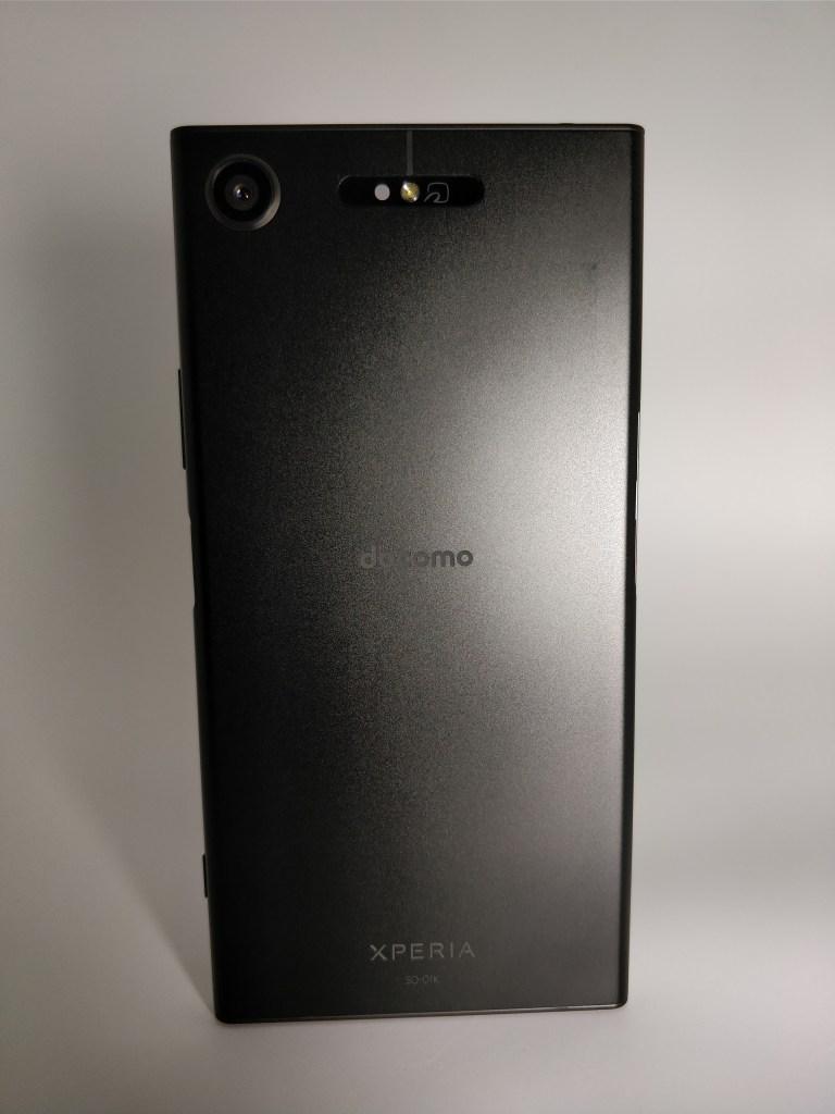 Sony Xperia XZ1 裏12