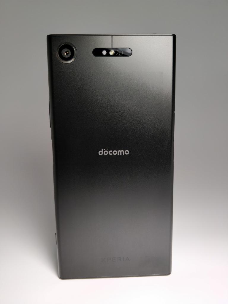 Sony Xperia XZ1 外観・ 3Dクリエーター・ベンチマーク レビュー