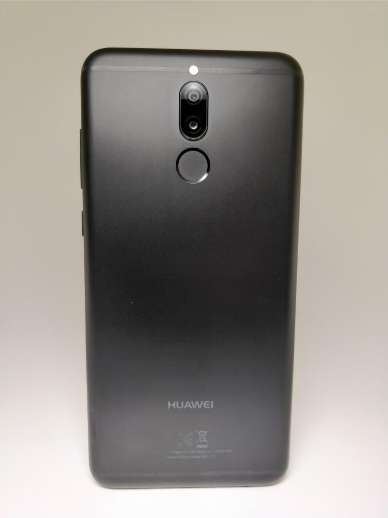 Huawei Mate 10 Lite レビュー