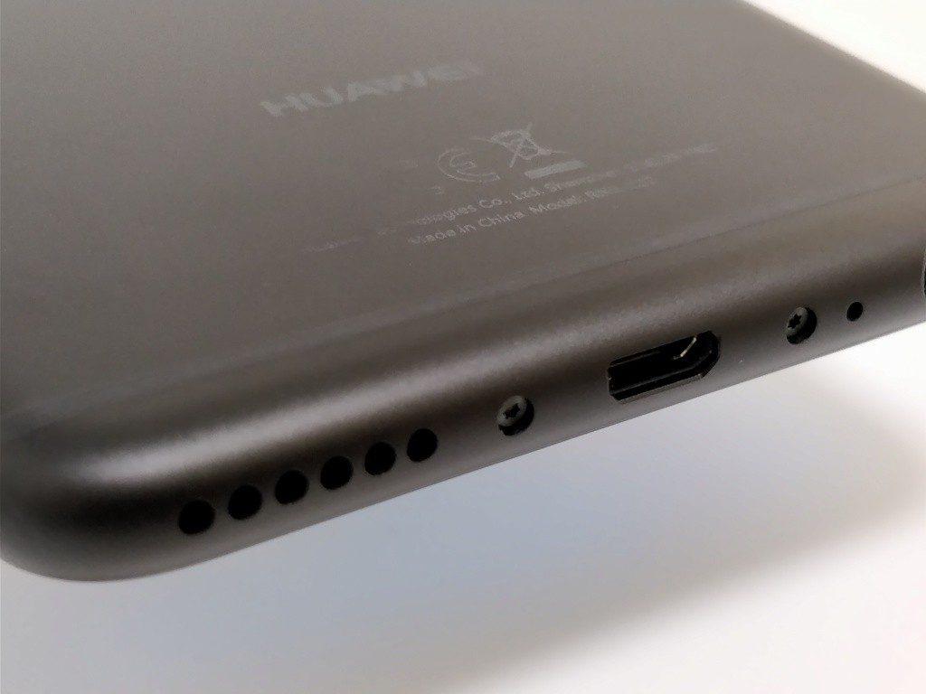 Huawei Mate 10 Lite MicroUSB