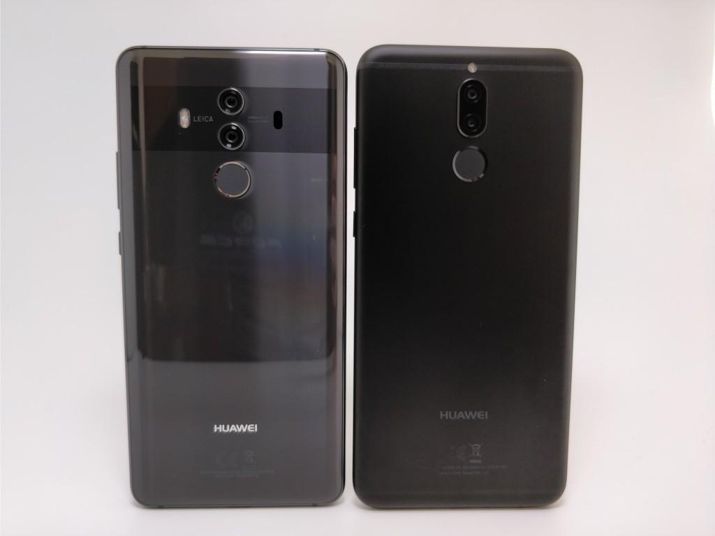 日本仕様SIMフリー Huawei Mate 10 Pro (BLA-L29) レビュー 投影・ベンチマーク