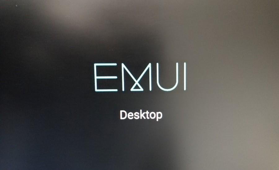 Huawei Mate 10 Pro 投影  EMUI Desktop