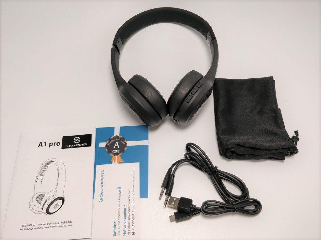 SoundPEATS A1 Pro セット