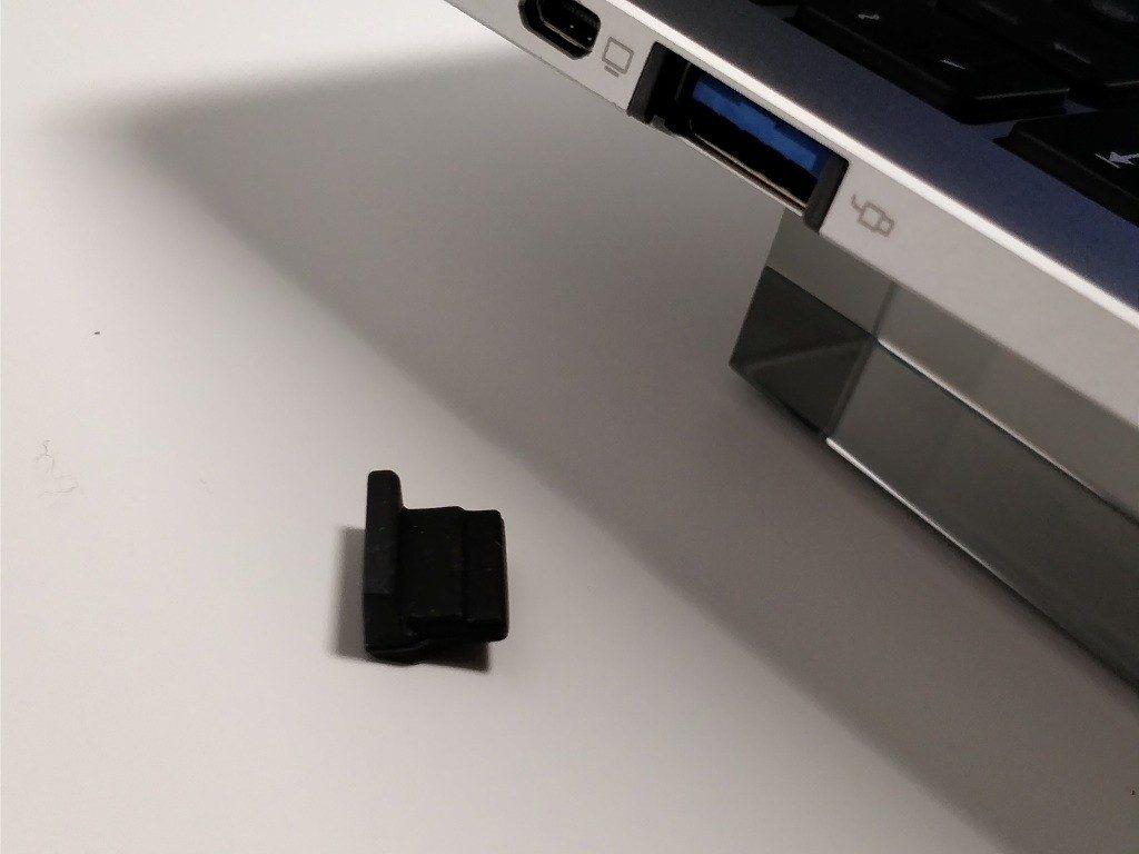Teclast F7 Notebook USB3.0ポート カバー