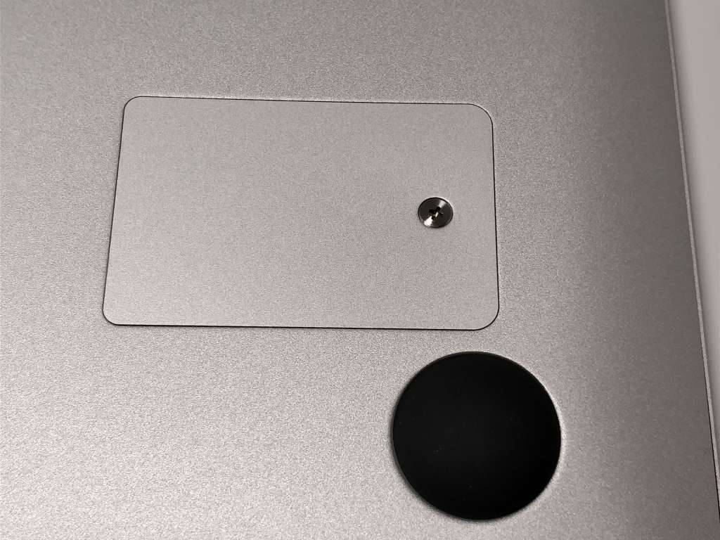 Teclast F7 Notebook SSDスロット