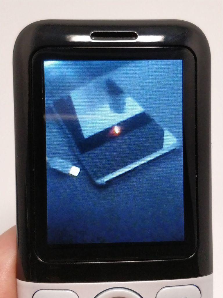 Samgle 3310 X 3G カメラ 画像
