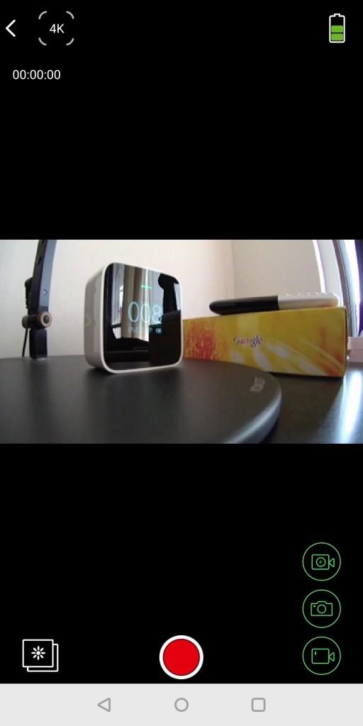 EKEN H6s アプリ カメラ