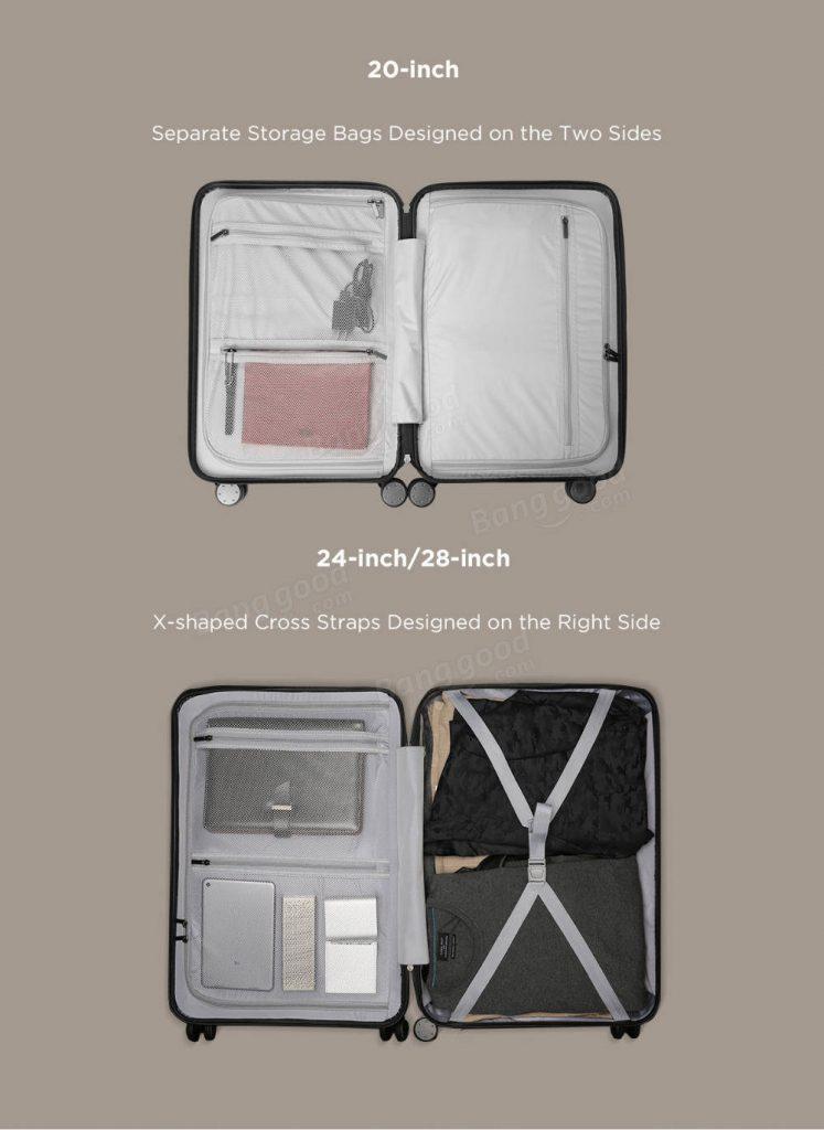 Xiaomi 90FUN 24 inch Travel Luggage 機内持ち込み