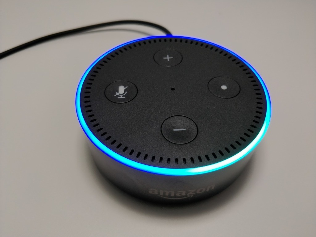 Amazon Echo Dot 通常