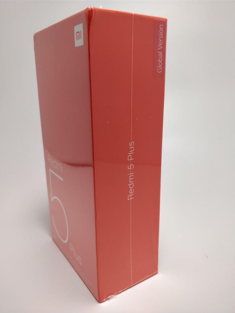 Xiaomi Redmi 5 Plus 化粧箱 ビニールコーティング