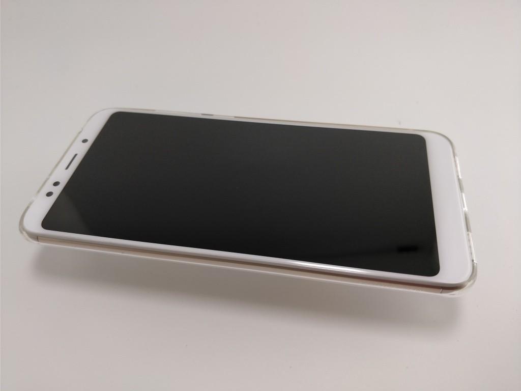 Xiaomi Redmi 5 Plus 保護ケース 表
