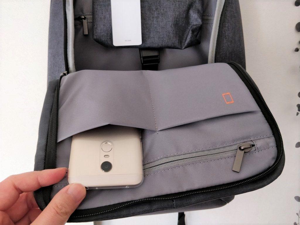 Xiaomi 26L ラップトップ バックパック スマホポケット