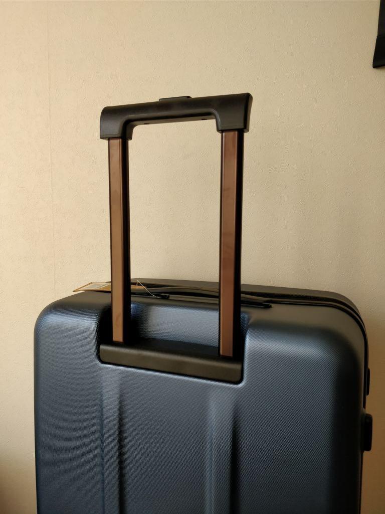 Xiaomi 90FUN 24 inch Travel Luggage キャリーバー 1段目