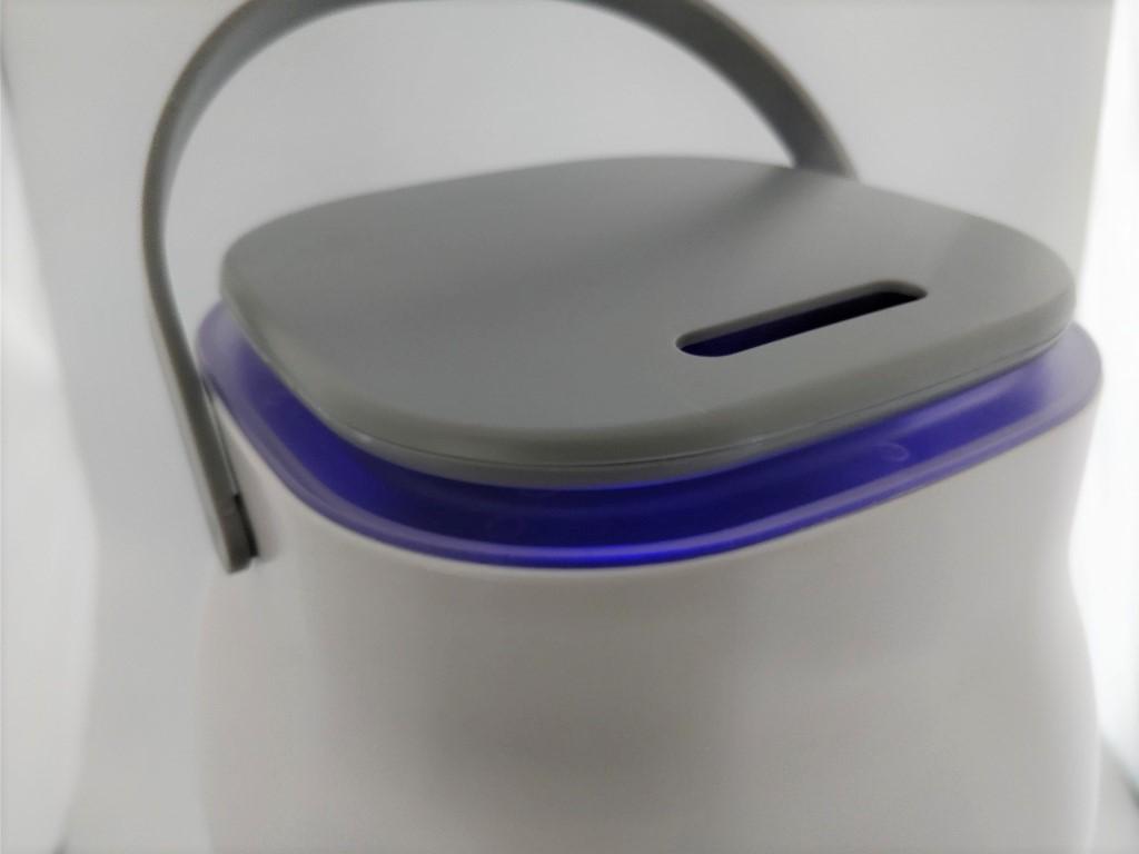Oittm 超音波式3L スマート加湿器 上 青