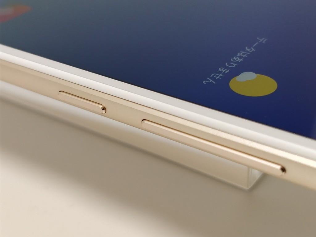 Xiaomi Redmi 5 Plus 側面ボタン