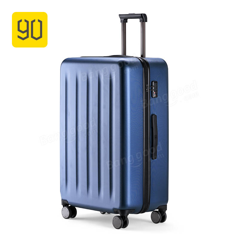 Xiaomi 90FUN 24 inch Travel Luggage  ブルー