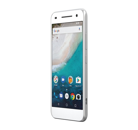 Android One S1 Snapdragon 430 MSM8937 1.4GHz 8コア