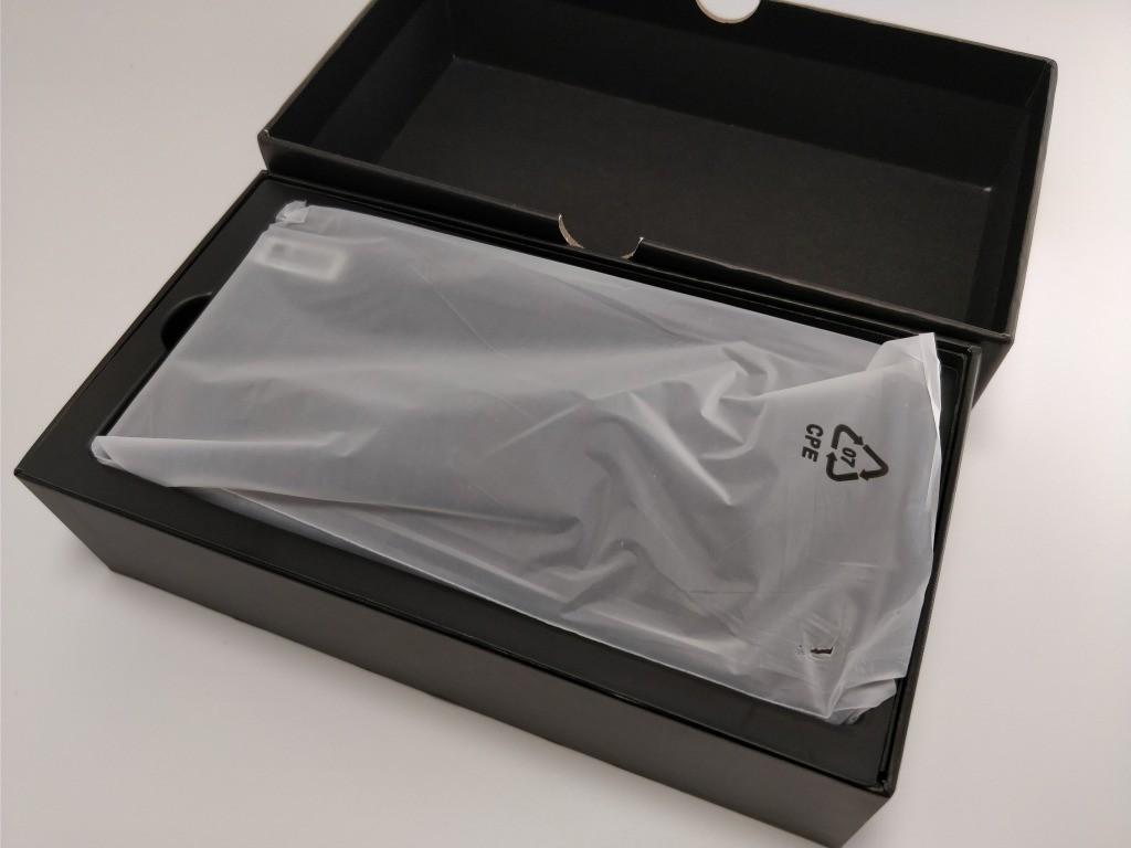 OKUKITEL MIX 2 化粧箱 開ける