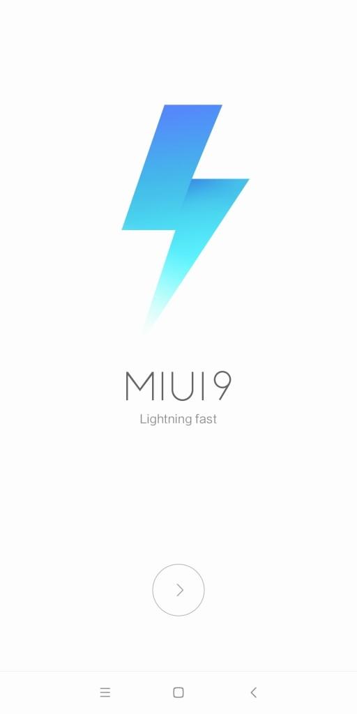 Xiaomi Redmi 5 Plus 初期設定9