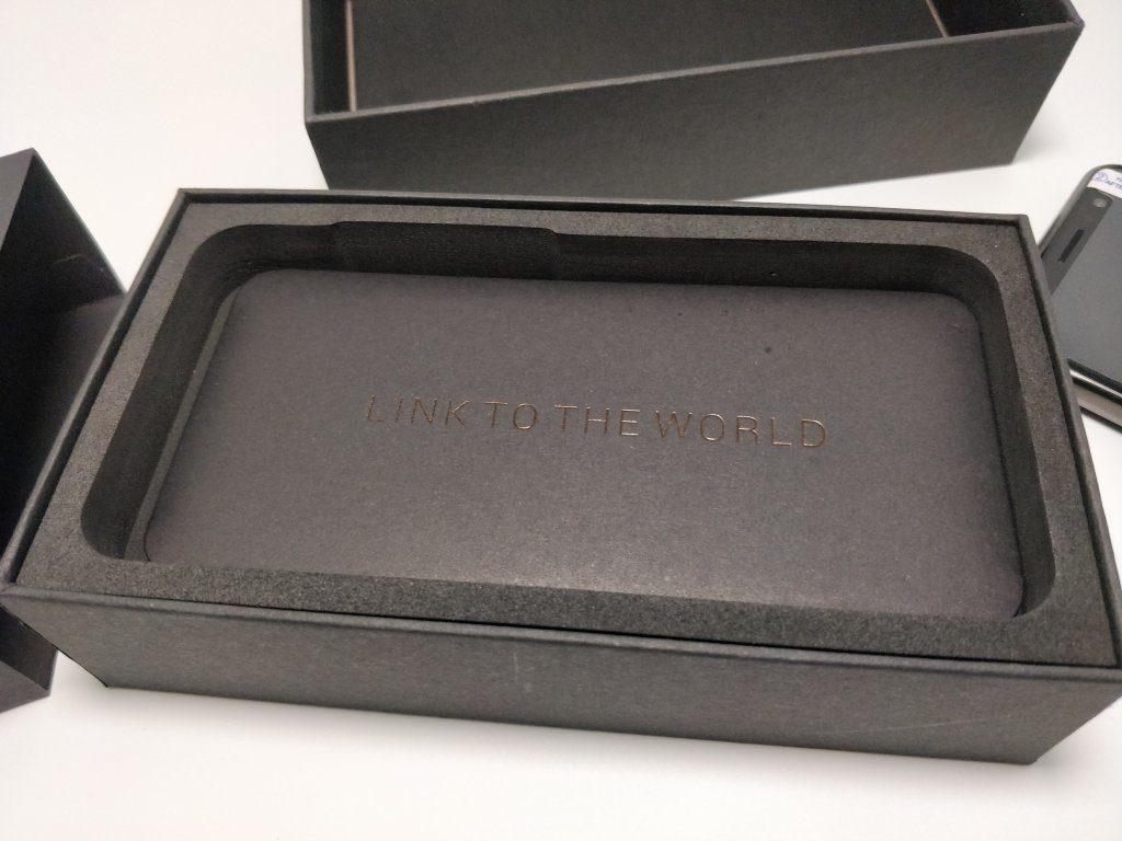 UMIDIGI A1 Pro 化粧箱 取説