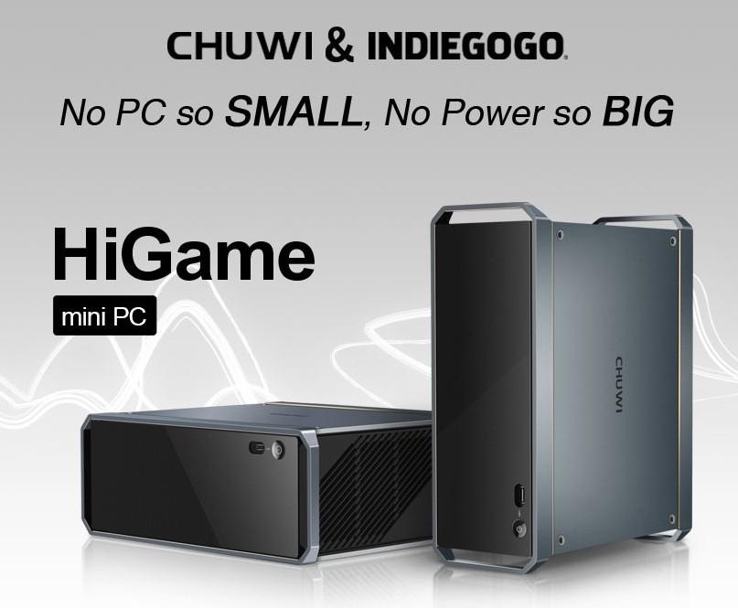 CHUWI HiGame INDIEGOGO