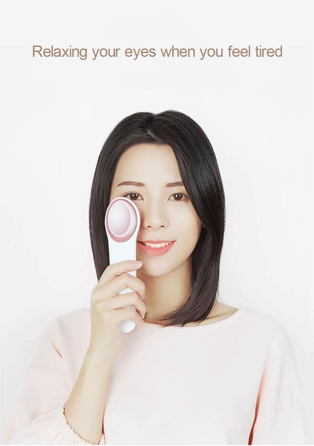 Xiaomi Lefan コールド・ウォーム アイマッサージャー 女性
