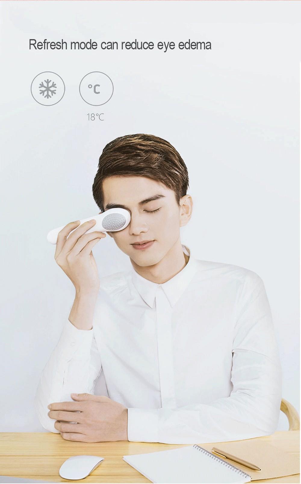 Xiaomi Lefan コールド・ウォーム アイマッサージャー 男性