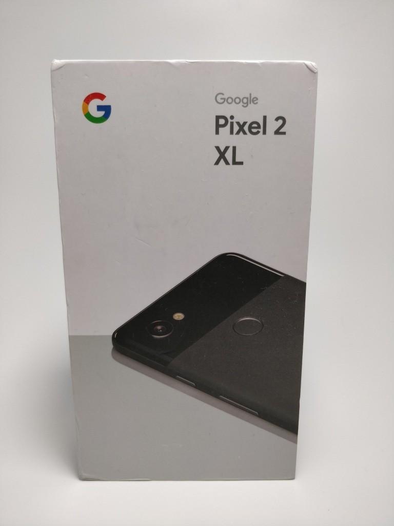 Pixel 2 XL 化粧箱 表