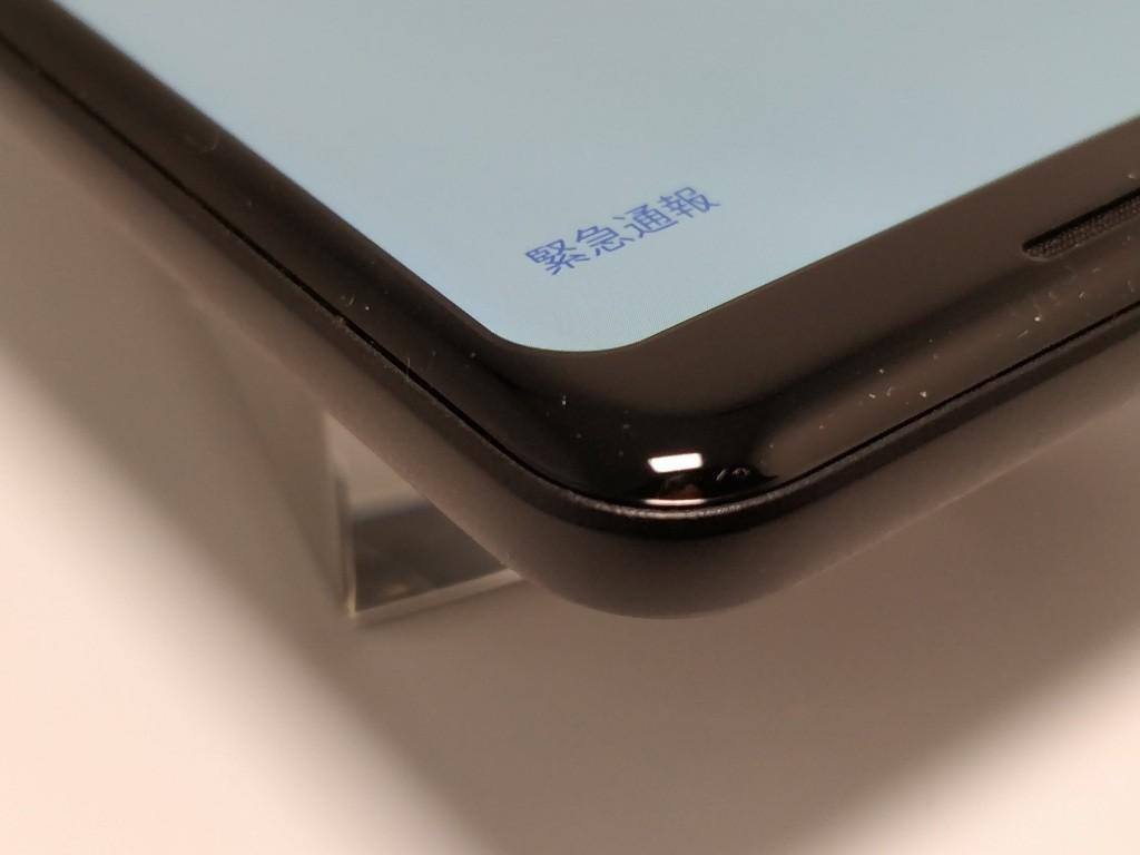 Pixel 2 XL 表面 角