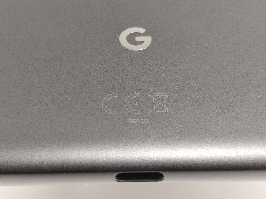 Pixel 2 XL 裏面 下
