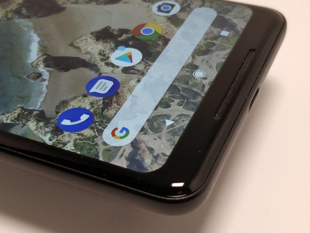 Pixel 2 XL 表面 ズーム