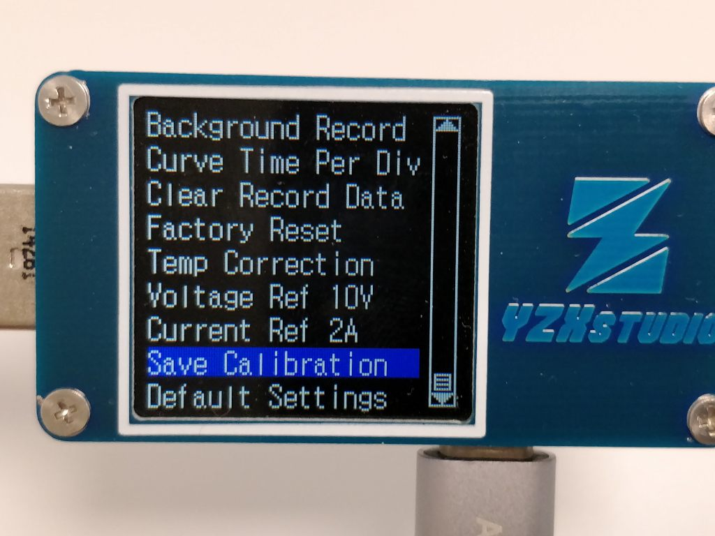 YZXstudio ZY1276  設定画面2