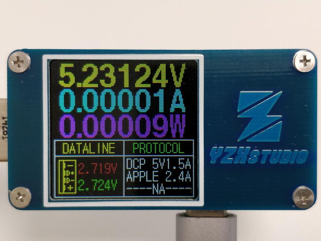 YZXstudio ZY1276 プロトコル