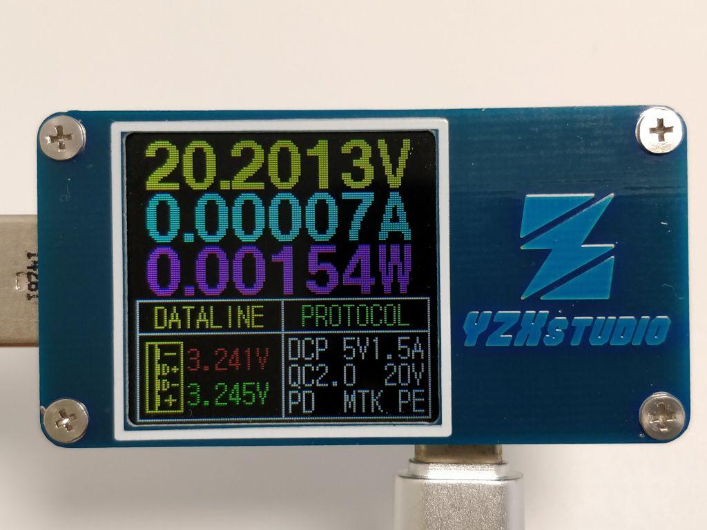 dodocool】USB Type-C PD  45W アダプタ 20V