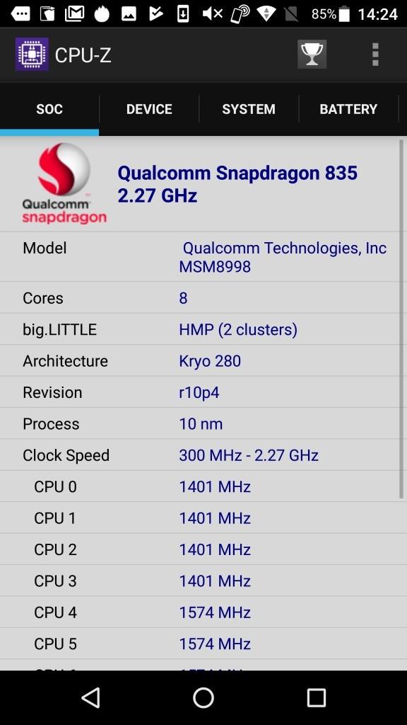 au:SHV39 CPU-Z1