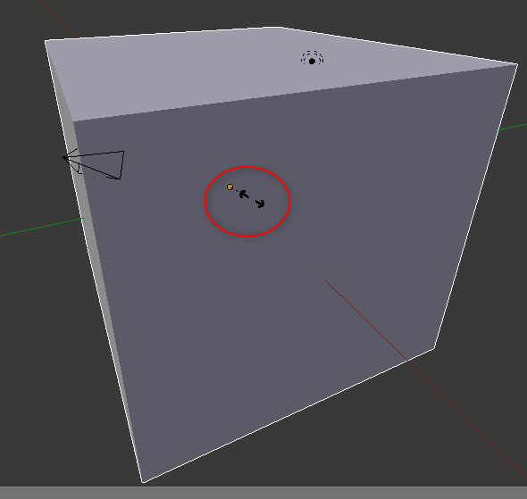 Blender サイズ変更