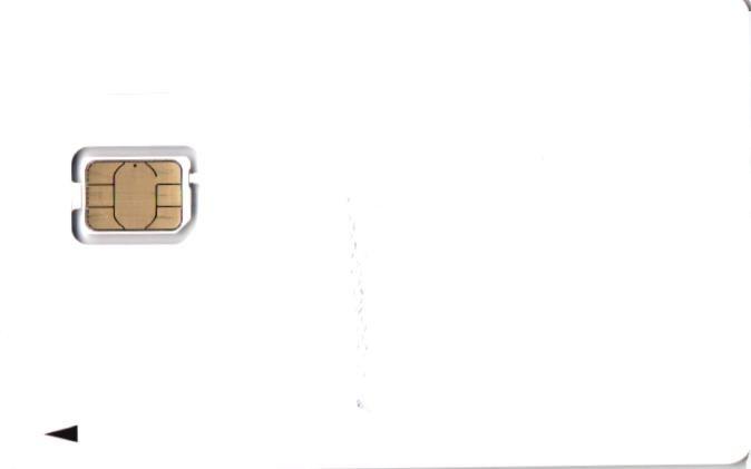 b-mobile カード裏