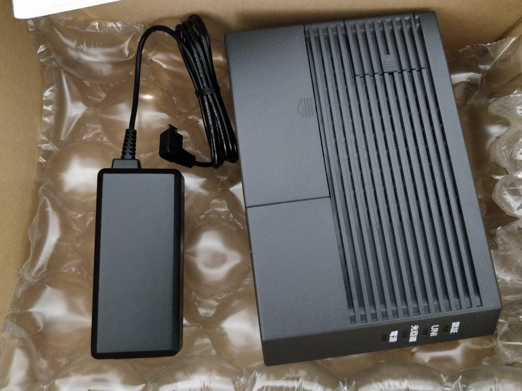 GE-PON型「FA」光加入者千端末装置タイプD 本体