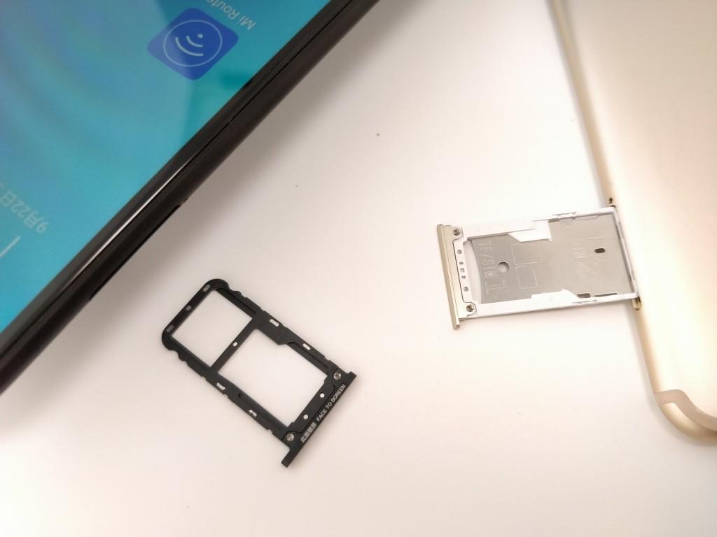 Xiaomi Mi Max 3 VS Mi Max 2 SIM