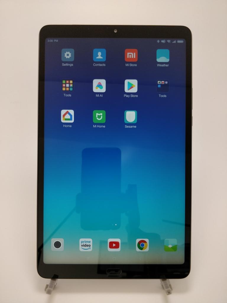 Xiaomi Mi Pad 4 Plus ディスプレイ面