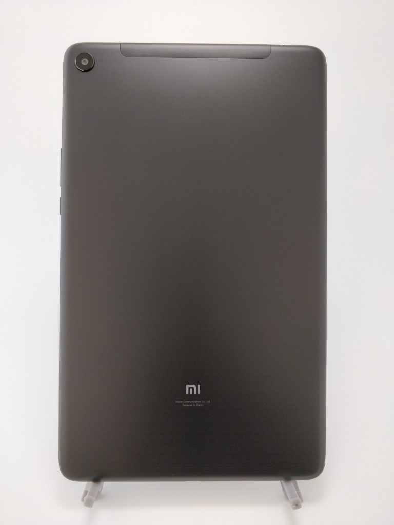 Xiaomi Mi Pad 4 Plus 裏面