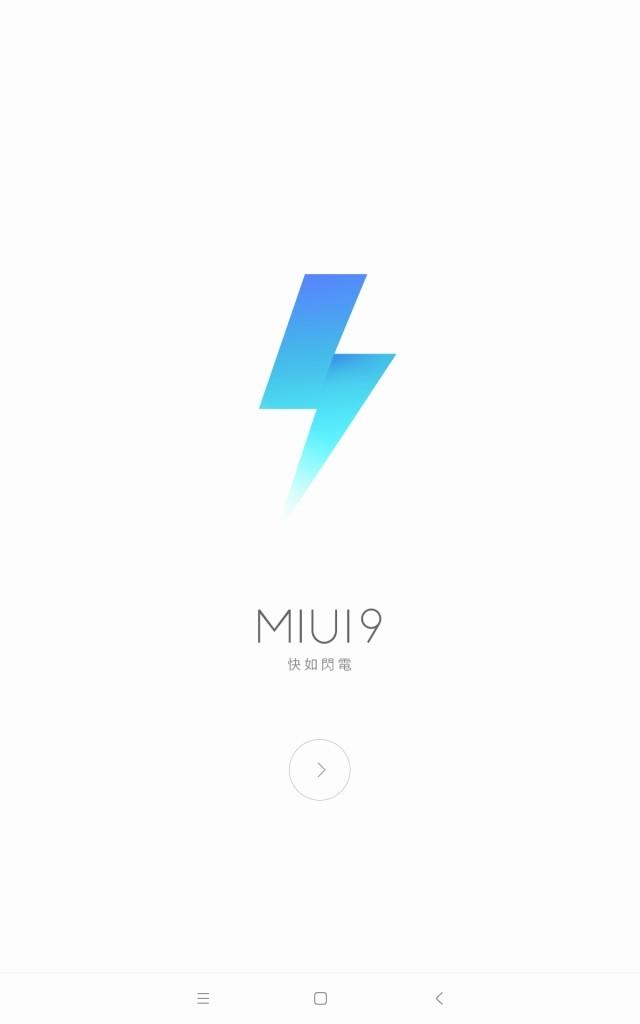 Xiaomi Mi Pad 4 Plus 初期設定