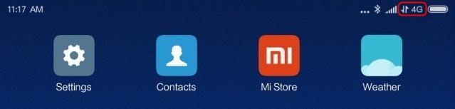 Xiaomi Mi Pad 4 Plus SIM So-net データ通信