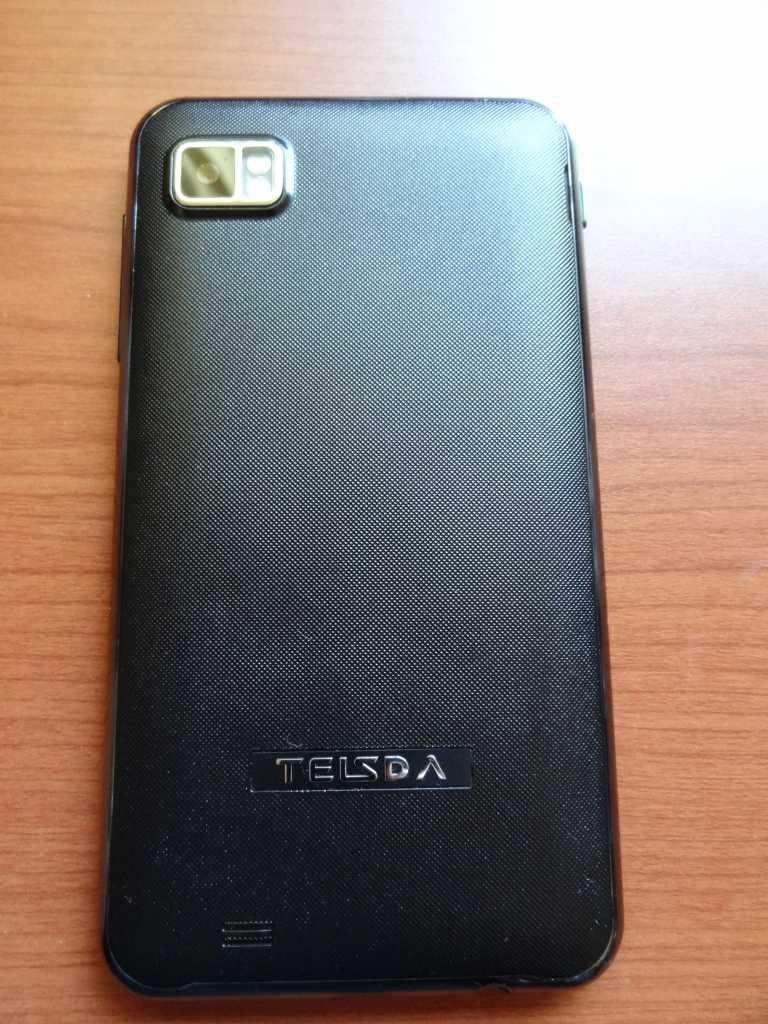 Telsda T9220 裏