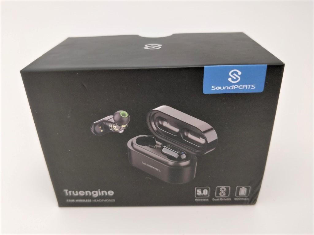 SoundPEATS Truengine  箱